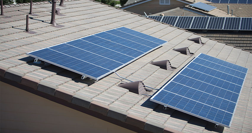 solar - Tips for energy savings for spring
